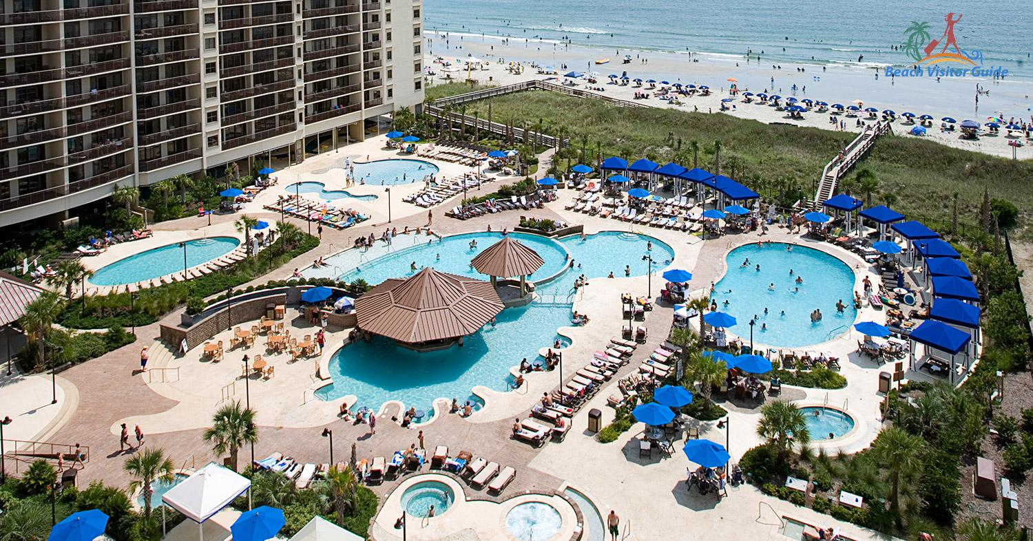 Ten best beach resorts in united states beach visitor guide for Best beach vacations usa