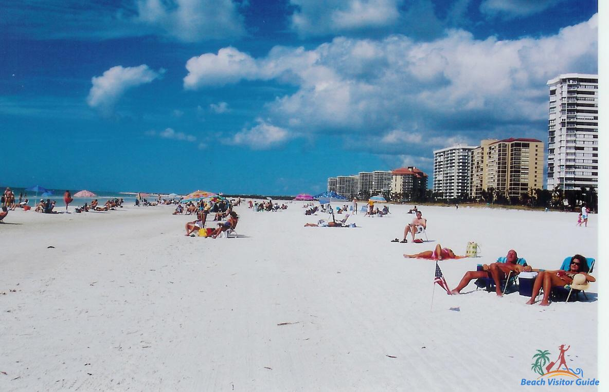 South Marco Island Beach Access