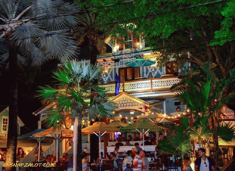 Hard Rock Cafe Key West Menu