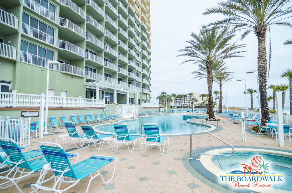 Boardwalk Beach Resort Beach Visitor Guide